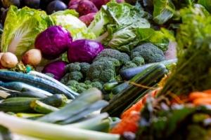 野菜、海藻類、キノコ類でアルカリ性に
